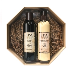 ЛЭТУАЛЬ Набор SPA A LA CARTE COFFRET 25 250 мл+250 мл (ЛЭтуаль selection)
