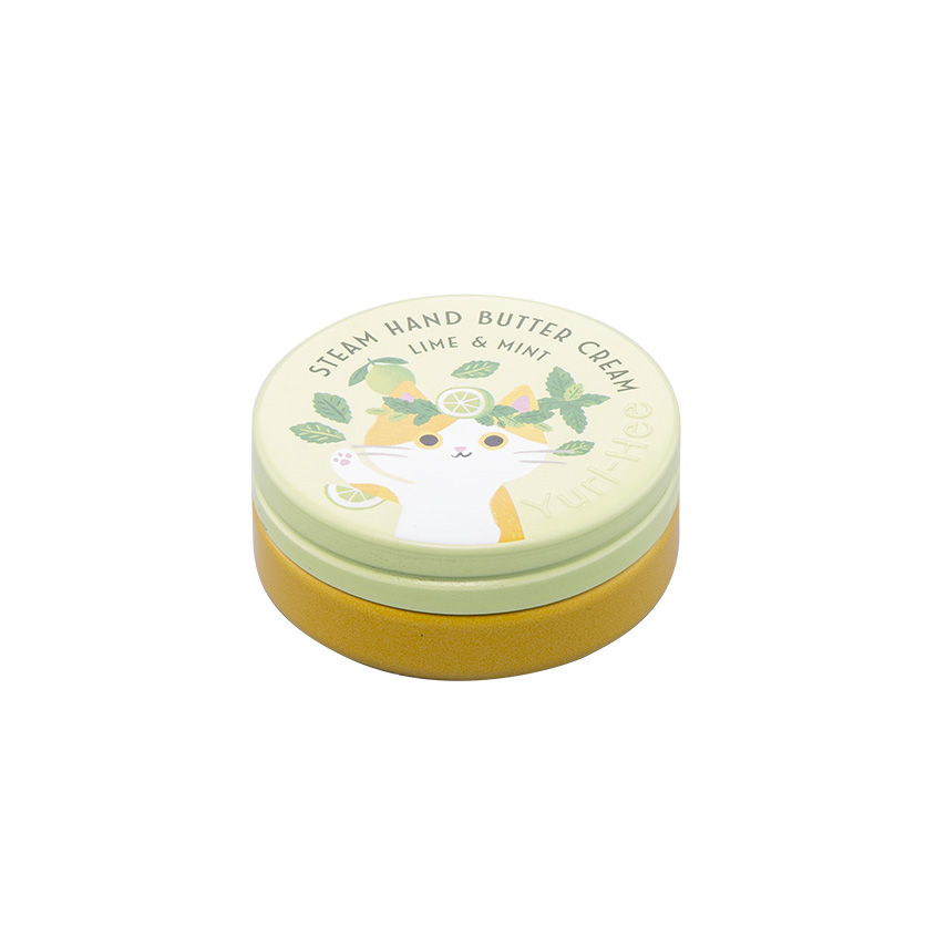 YURL-HEE Питательный крем для рук с нежным ароматом лайма и мяты