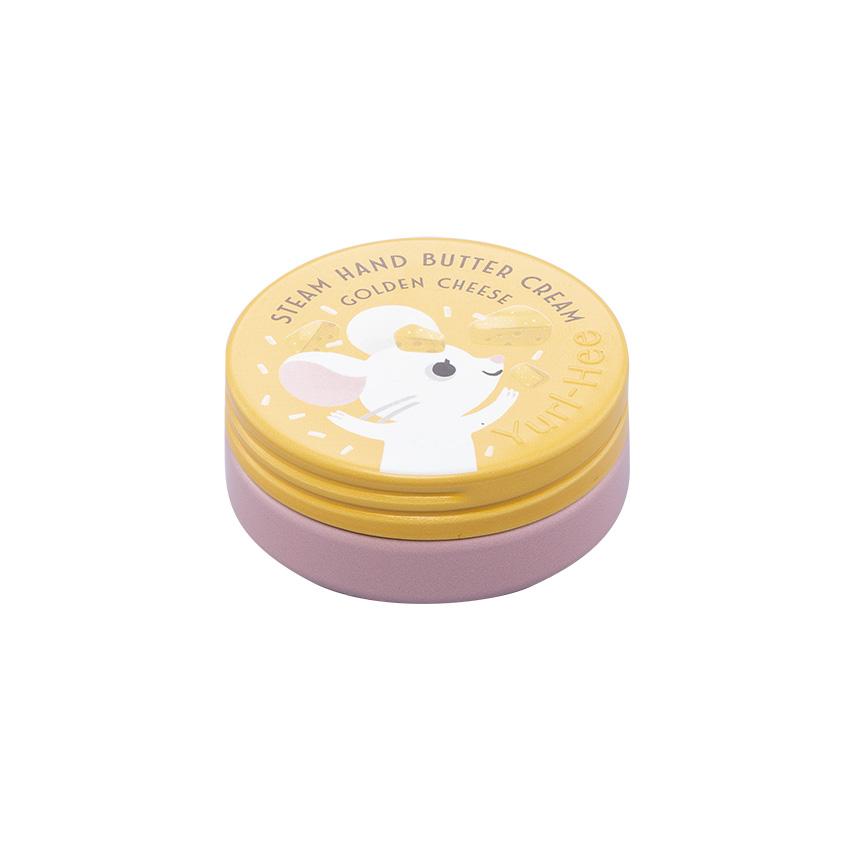 YURL-HEE Питательный крем для рук с нежным ароматом «Golden Cheese»