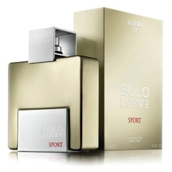 LOEWE Solo Loewe Sport Туалетная вода, спрей 75 мл
