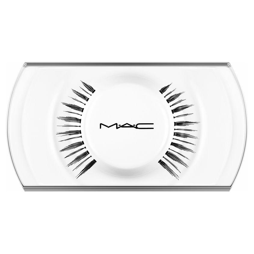 MAC Накладные ресницы Lashes Black 7 фото