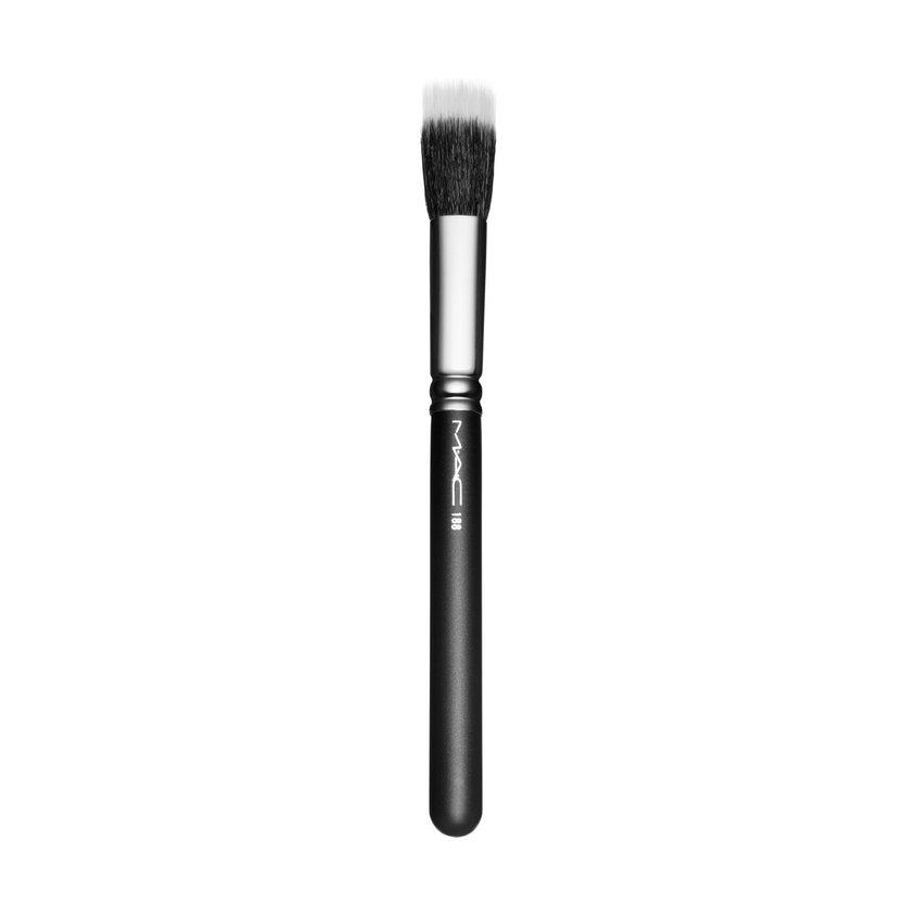 Купить MAC Кисть косметическая Small Due Fiber Face № 188S