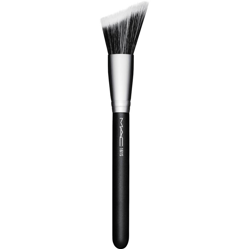 Купить MAC Кисть косметическая #161S Duo Fibre Face Glider