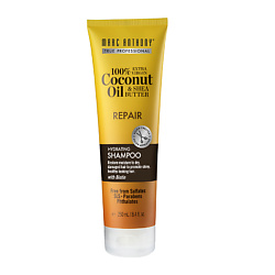 Купить со скидкой MARC ANTHONY Увлажняющий и восстанавливающий шампунь для роста волос шампунь с маслом кокоса и дерев