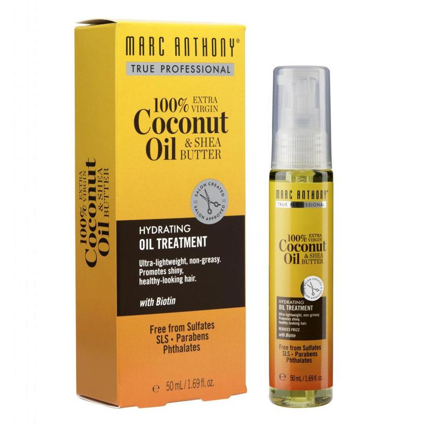 Купить MARC ANTHONY Увлажняющий и восстанавливающий уход для волос с маслом кокоса и дерева ши