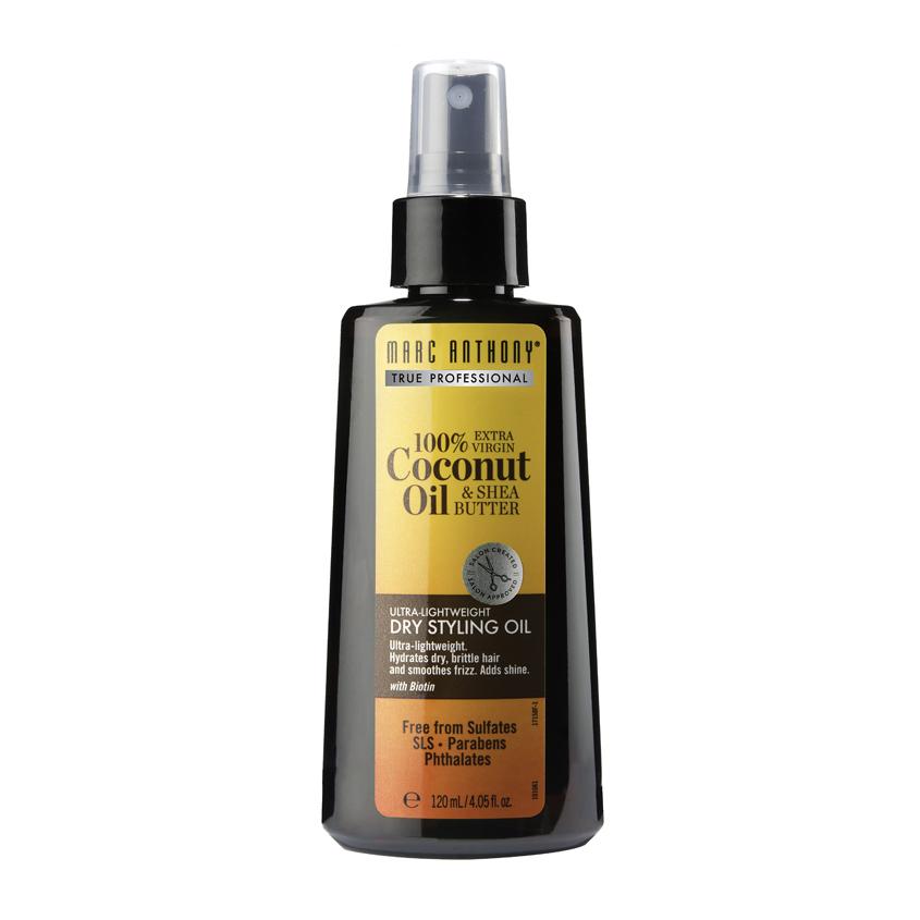 MARC ANTHONY Сухое масло для укладки волос с маслами кокоса и дерева ши