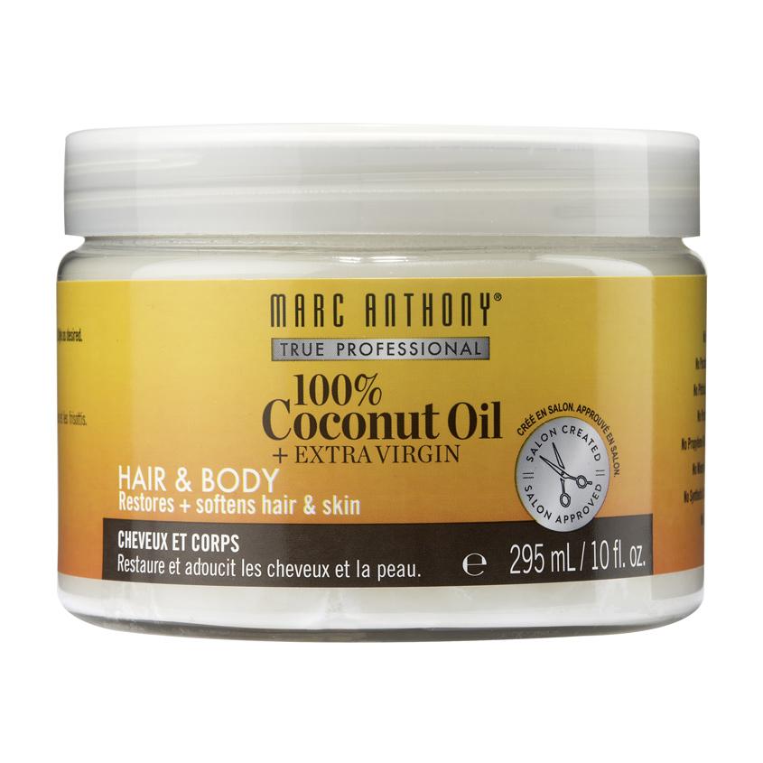 MARC ANTHONY Масло кокоса 100% натуральное для волос и тела