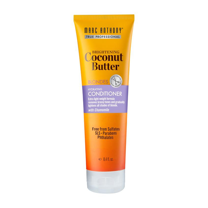 Купить MARC ANTHONY Кондиционер для осветленных и мелированных волос с маслом кокоса