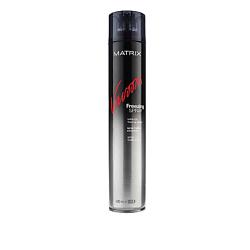 MATRIX Лак-спрей для укладки волос экстрасильной фиксации быстросохнущий EXTRA FULL FREEZING 500 мл alterna лак сильной фиксации caviar anti aging extra hold hair spray 400ml