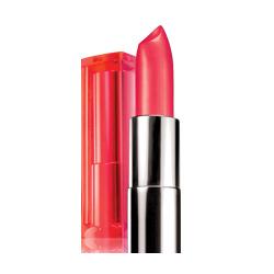 MAYBELLINE Губная помада Color Sensational Vivids Сочный фреш № 900 Розовый леденец
