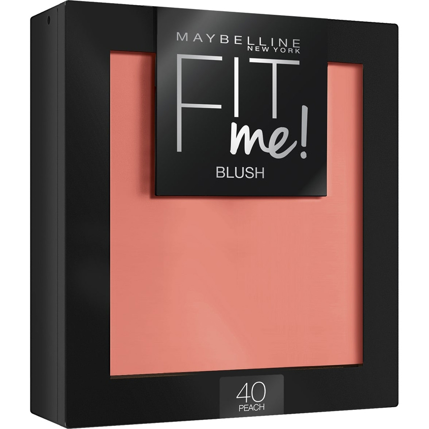 Купить MAYBELLINE NEW YORK Румяна для лица FitMe Blush, легкая текстура