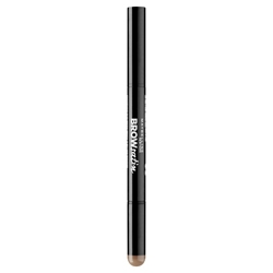 MAYBELLINE Тени-карандаш для бровей Brow Satin № 01 Темный блонд тени maybelline палетка теней 01 blushed nudes maybelline