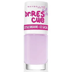 MAYBELLINE База для ногтей Dr. Rescue CC Nails 7 мл cc 1019 hg