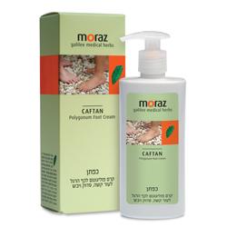 MORAZ Крем для ног на основе экстракта горца MDCN (лечебная линия) 100 мл