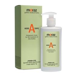 MORAZ Крем для проблемной кожи на основе экстракта горца MDCN (лечебная линия) 250 мл