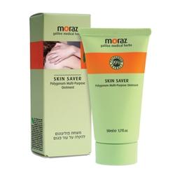 MORAZ Универсальное средство по уходу за поврежденной кожей на основе экстракта горца MDCN (лечебная линия) 50 мл