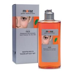 MORAZ Тоник для лица очищающий бесспиртовой для сухой кожи на основе экстракта горца BEAUTE 250 мл
