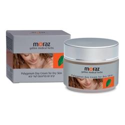 MORAZ Крем для лица дневной увлажняющий для сухой кожи на основе экстракта горца BEAUTE 50 мл