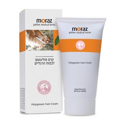 MORAZ Крем для ног на основе экстракта горца Pregnancy (уход за кожей беременных) 100 мл