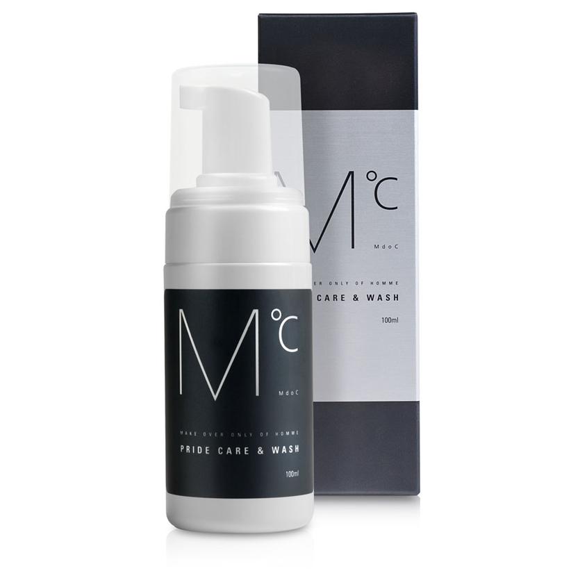 MDOC Очищающая пенка для интимной гигиены PRIDE CARE & WASH