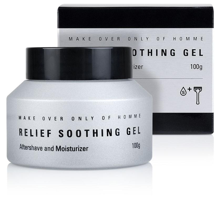MDOC Гель после бритья, успокаивающий и увлажняющий кожу Relief
