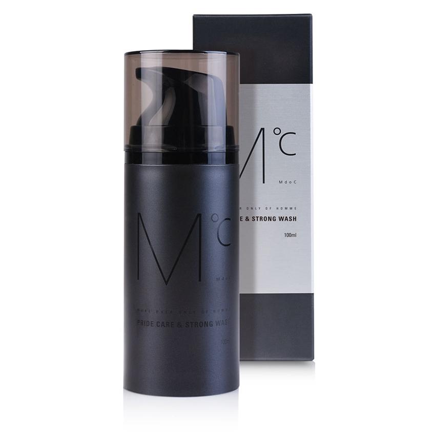 Купить MDOC Очищающая пенка для интимной гигиены с охлаждающим эффектом PRIDE CARE & STRONG WASH
