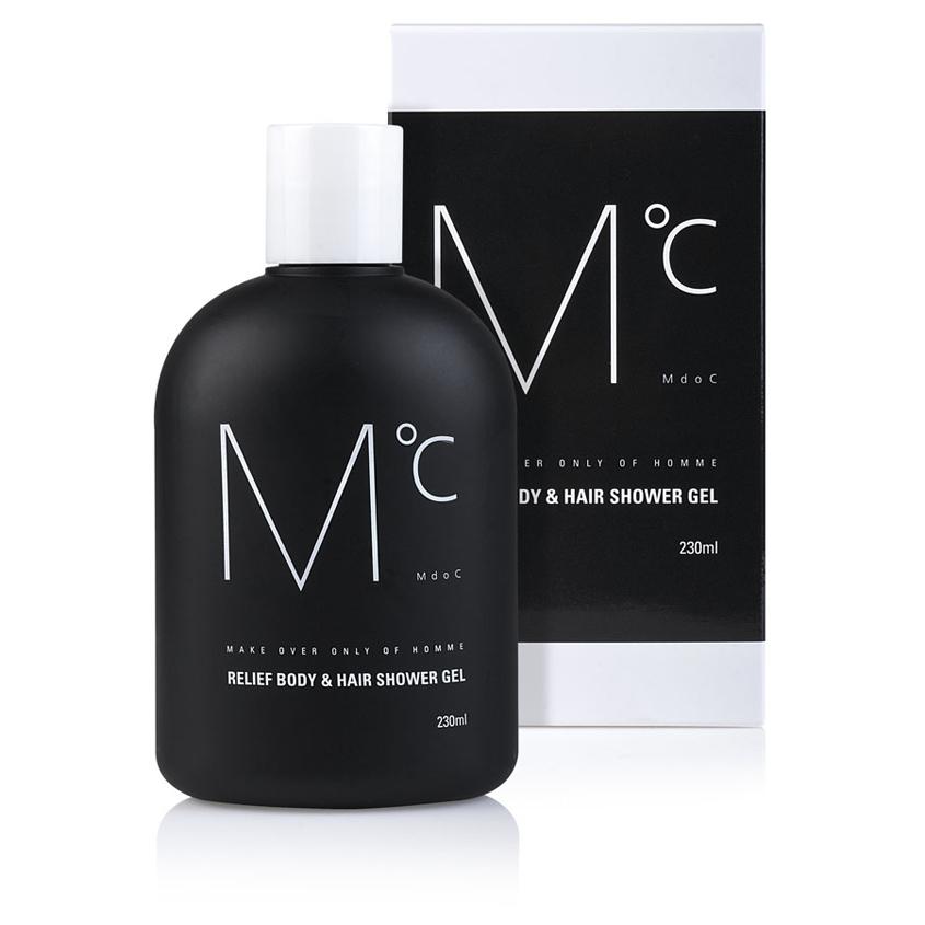 Купить MDOC Очищающий гель для тела и волос Relief