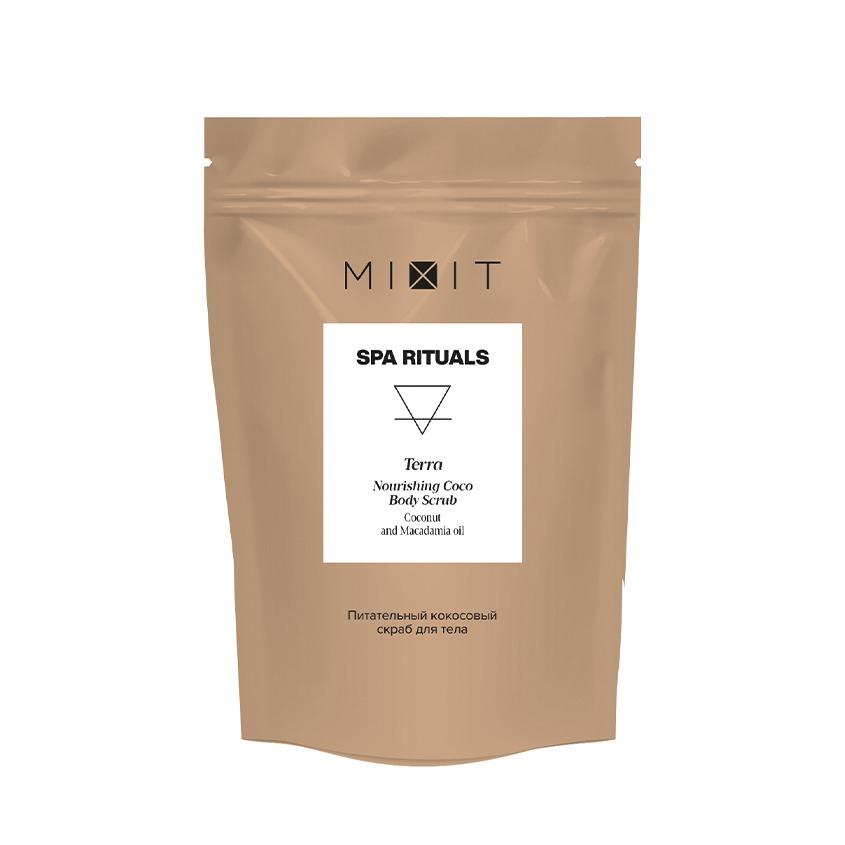 MIXIT Питательный кокосовый скраб для тела Spa Rituals Terra Nourishing Coco Body Scrub