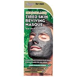 MONTAGNE JEUNESSE Восстанавливающая маска для усталой кожи для мужчин 10 г