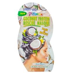 Купить со скидкой MONTAGNE JEUNESSE Маска для ослабленных сухих волос и корней Кокос и протеин 25 мл