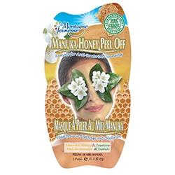 MONTAGNE JEUNESSE Маска-пленка для лица очищающая Мед Манука 10 мл andalou маска для лица освежающая тыква и манука мёд 6 шт x 8 г