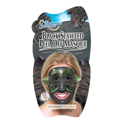 MONTAGNE JEUNESSE Маска-пленка Черные Водоросли для глубокого очищения кожи 10 мл
