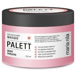 MARIA NILA Маска для придания волосам дополнительного объема Palett Pure Volume