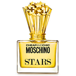 MOSCHINO Cheap and Chic Stars ����������� ����, ����� 50 ��