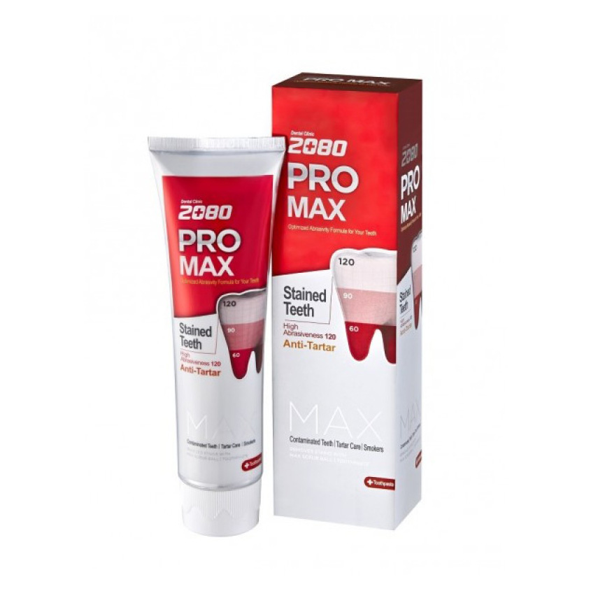 2080 Паста зубная PRO CLINIC максимальная защита
