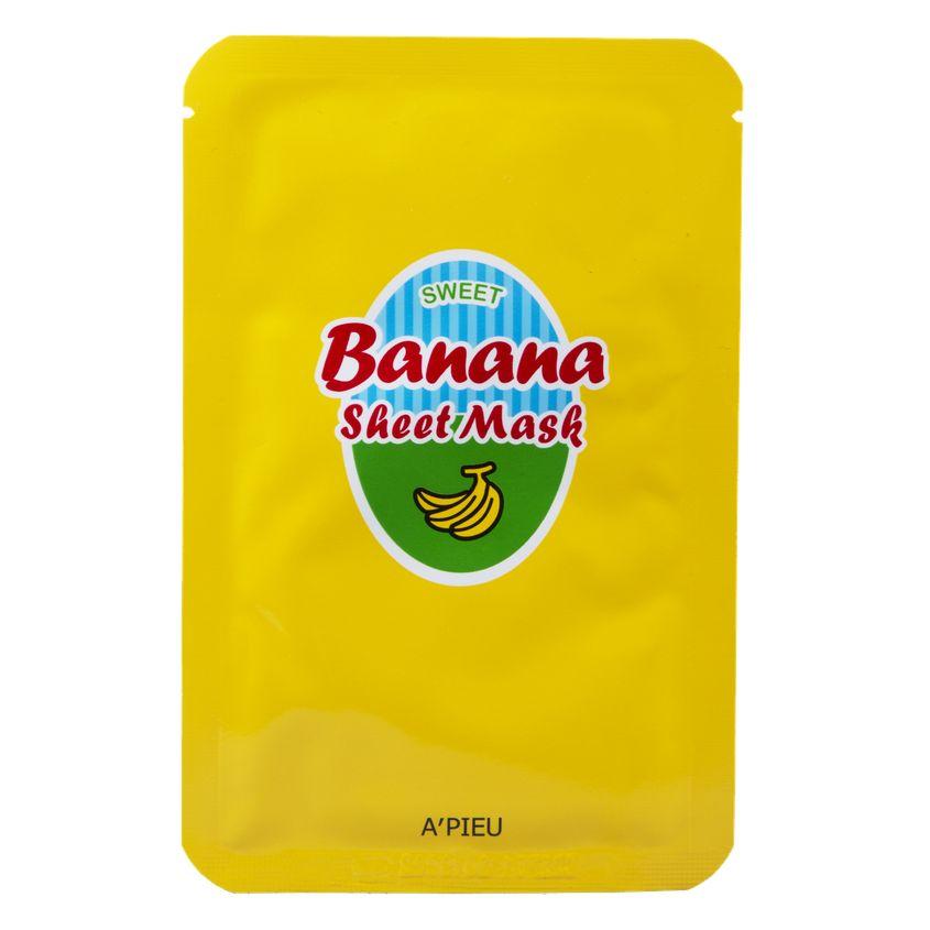 Купить A'PIEU Маска для лица A'PIEU с экстрактом банана и меда