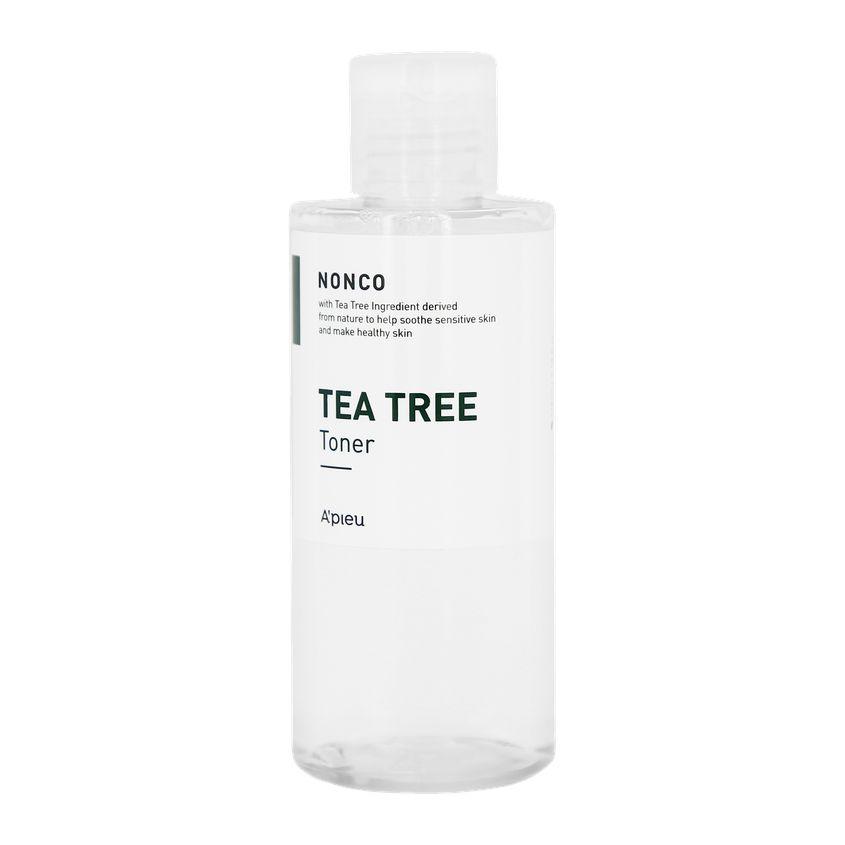 Купить A'PIEU Тонер для лица NONCO TEA TREE с маслом чайного дерева