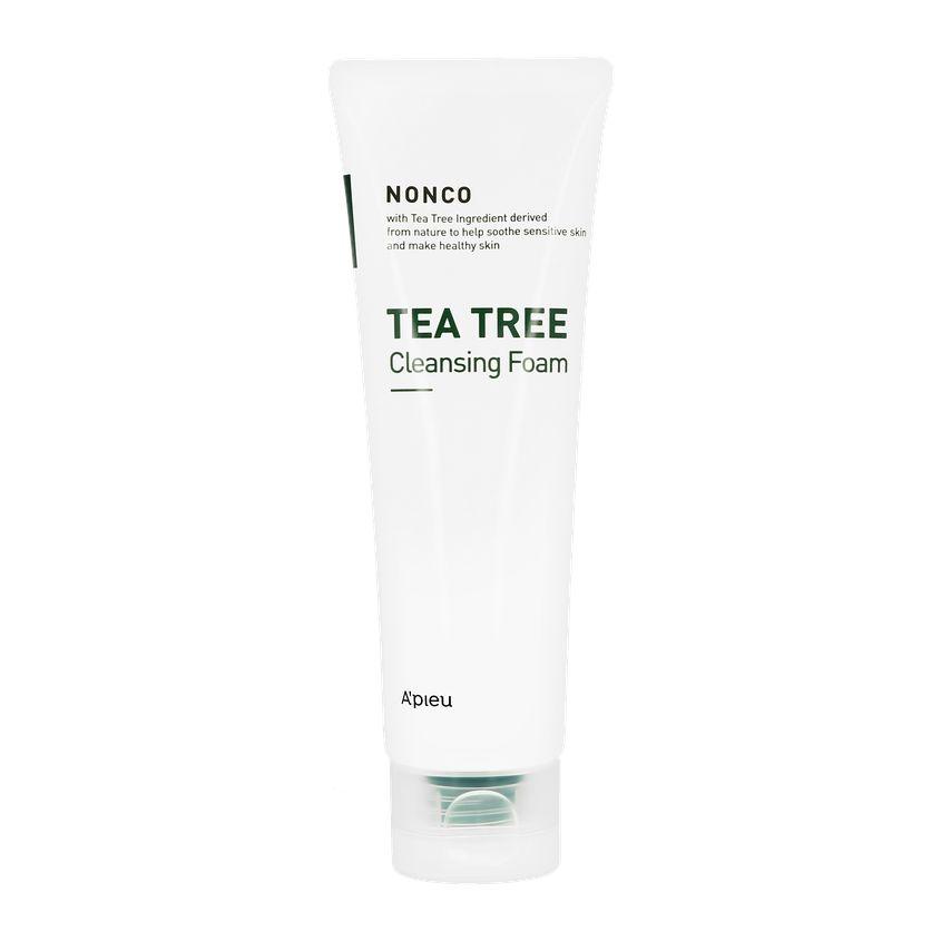 Купить A'PIEU Пенка для умывания NONCO TEA TREE с маслом чайного дерева