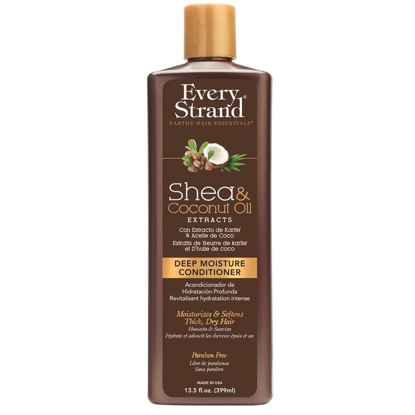 EVERY STRAND Кондиционер для волос EVERY STRAND с кокосовым маслом и маслом ши