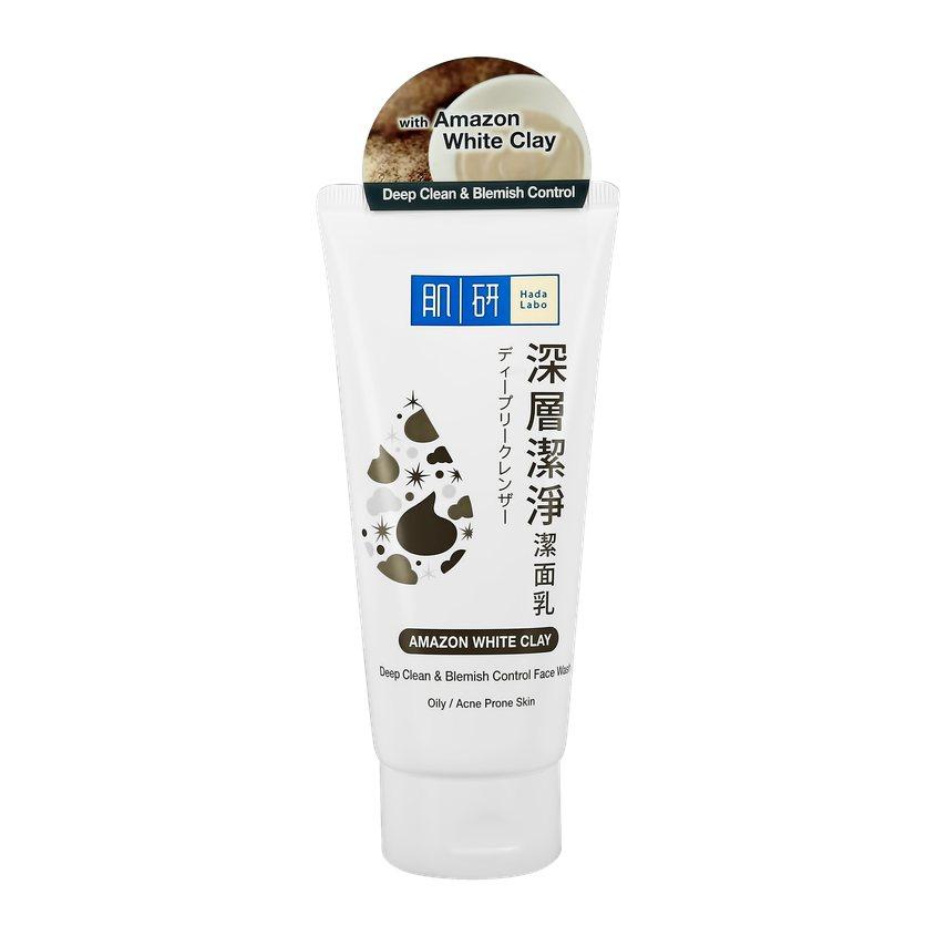 HADA LABO Крем-пенка для умывания HADA LABO глубокое очищение и контроль возникновения пигментных пятен.