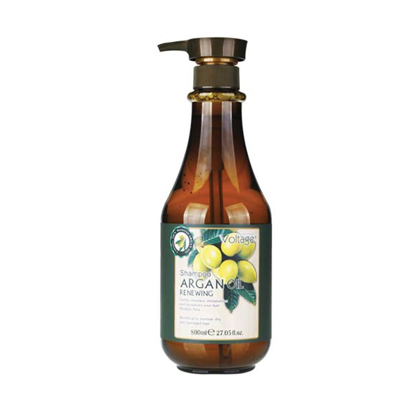 KHARISMA VOLTAGE Шампунь для волос ARGAN OIL восстанавливающий с маслом арганы