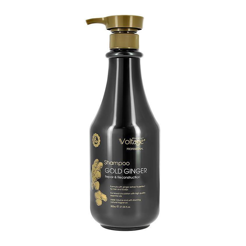 Купить KHARISMA VOLTAGE Шампунь для волос GOLD GINGER восстановление и обновление