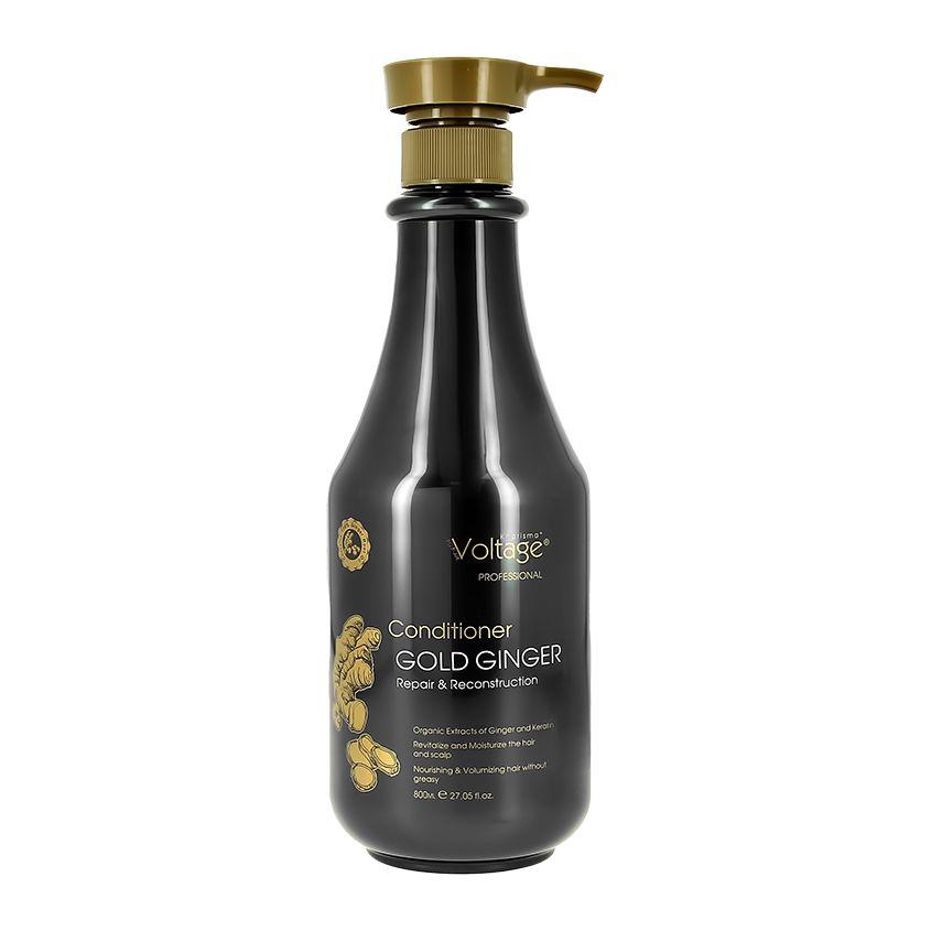 Купить KHARISMA VOLTAGE Кондиционер для волос GOLD GINGER восстановление и обновление