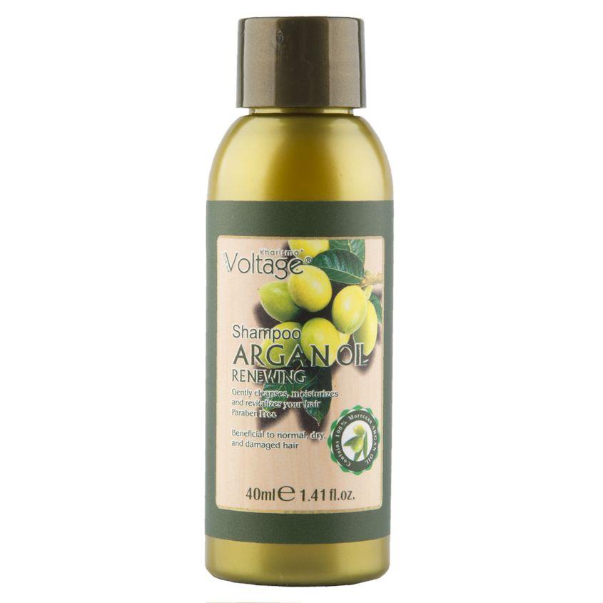 Купить KHARISMA VOLTAGE Шампунь для волос ARGAN OIL с маслом арганы (восстанавливающий)