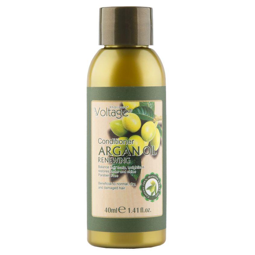Купить KHARISMA VOLTAGE Кондиционер для волос ARGAN OIL с маслом арганы (восстанавливающий)