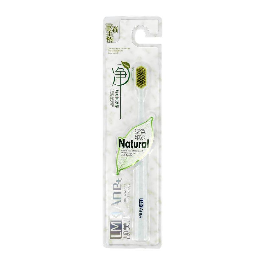 LMK ANE+ Щетка зубная NATURAL мягкая