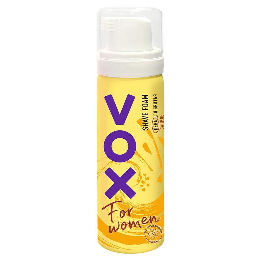 VOX Пена для бритья FOR WOMEN ваниль
