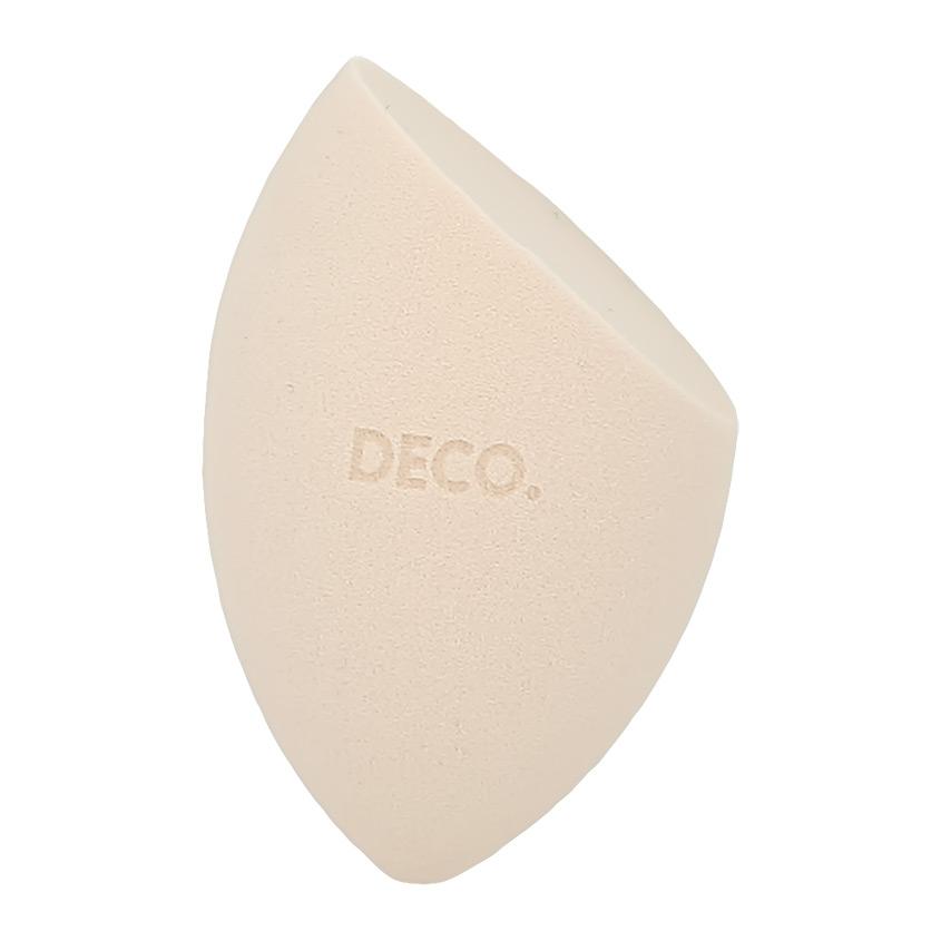 DECO. Спонж для макияжа BASE срезанный (без латекса)