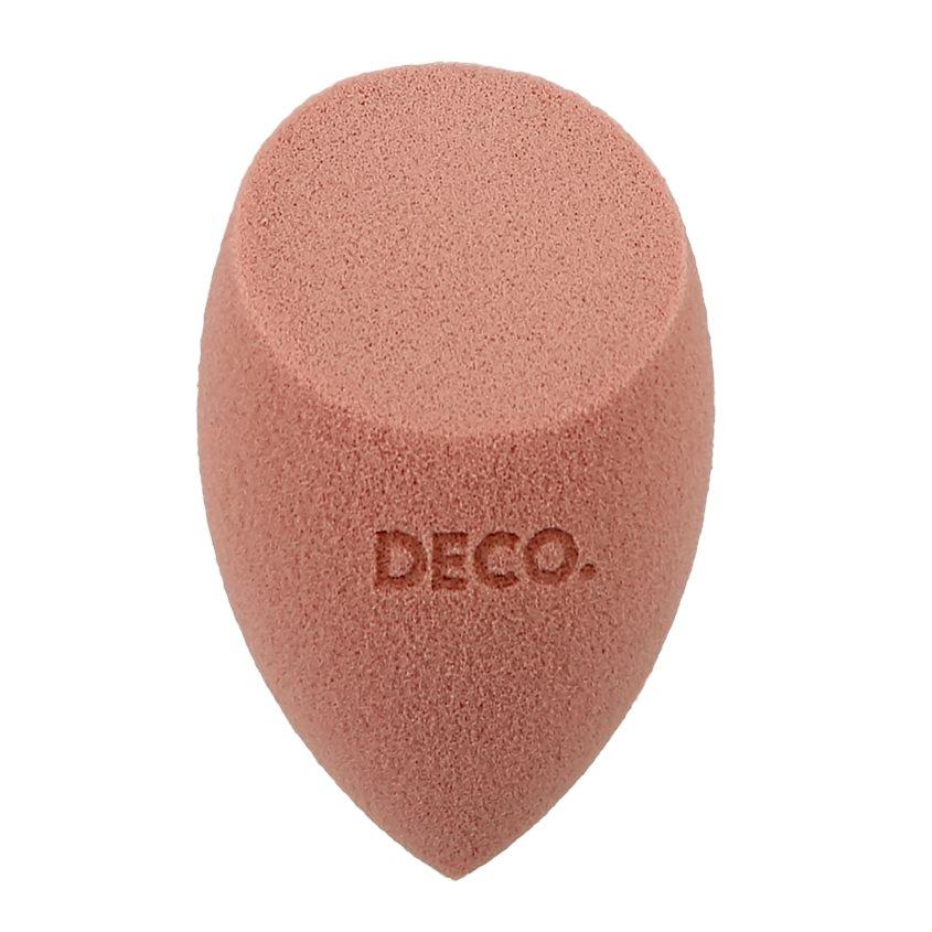 DECO. Спонж для румян BLUSH/CONTOUR срезанный без латекса