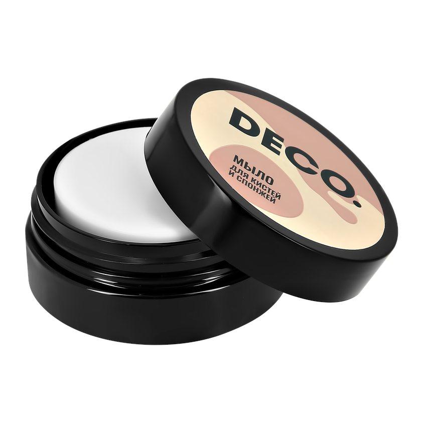 DECO. Мыло DECO. для очищения кистей и спонжей 40 г